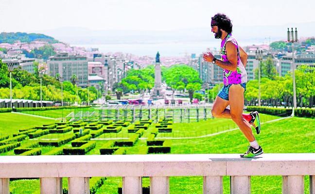 «El 'running' me da la vida»