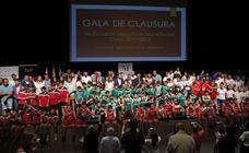 Las escuelas deportivas de la provincia clausuran el curso con premios y homenajes