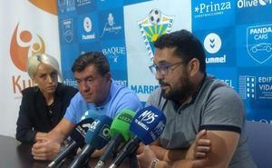 Jorge Rodríguez de Cózar dimite como director deportivo del Marbella