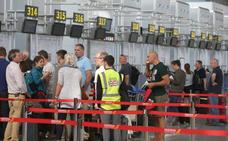 Oferta de empleo para cubrir 50 puestos de trabajo en el aeropuerto de Málaga