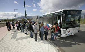 El Ayuntamiento de Málaga amplía la línea nocturna N4 por Teatinos