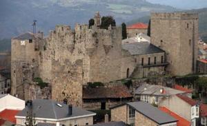 Castro Caldelas, ambiente medieval en el corazón de la Ribeira Sacra