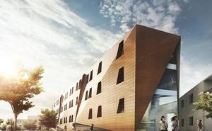 Construirán una residencia para estudiantes a espaldas del hotel IBIS de Málaga
