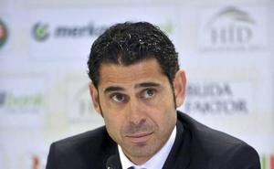 Fernando Hierro, el 'fontanero' de los éxitos que sólo piensa en fútbol
