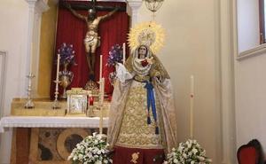 Zamarrilla proyecta restaurar la imagen de la Virgen de la Amargura