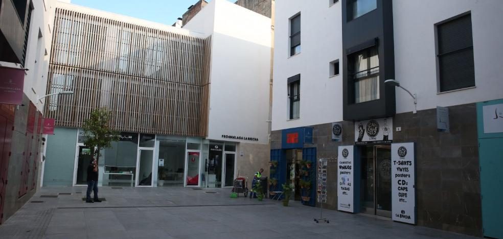 Una agenda cultural para abrir La Brecha en Málaga