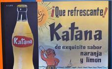 La Katana, el refresco de Campillos que quiso competir con la Fanta