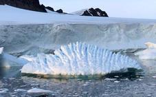 La pérdida de hielo de la Antártida se triplica, lo que amenaza a las costas
