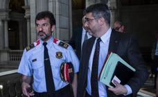 Ferran López renuncia como jefe de los Mossos