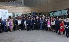 Fotos de la inauguración de INTEREX Forum, en el Palacio de Ferias de Málaga