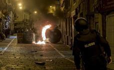 La Fiscalía recurre e insiste en que los incidentes de Pamplona fueron terrorismo
