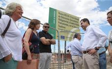 El PP exige a la Junta un plan que dote de servicios públicos a Teatinos para evitar el colapso