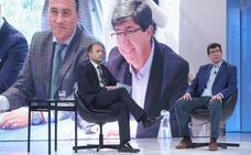 Directo | Juan Marín, protagonista hoy en 'La Alameda'