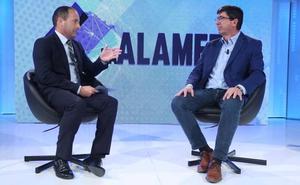 Juan Marín: «Si Ciudadanos y el PP sumamos para gobernar en la Junta, podremos formar gobierno»