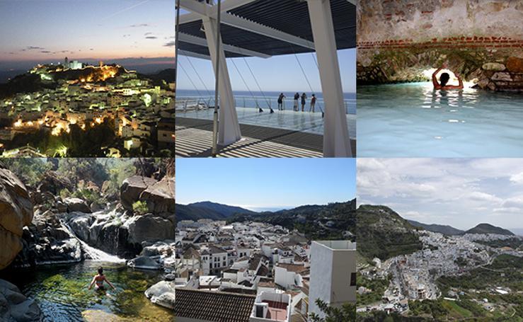 Siete sitios alternativos para disfrutar del verano sin salir de Málaga