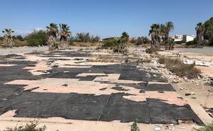 Sacaba Beach, una zona muy abandonada