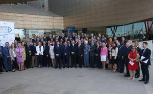 Málaga usa su peso consular y reúne a diplomáticos y empresas de 41 países