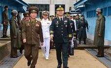 EE UU presiona para agilizar el desarme nuclear de Kim