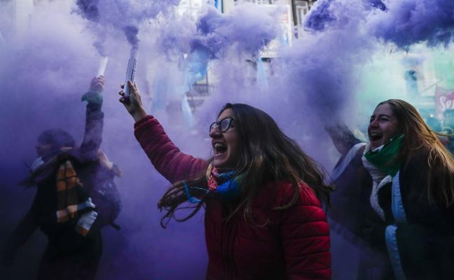 Argentina, a paso firme hacia el aborto legal