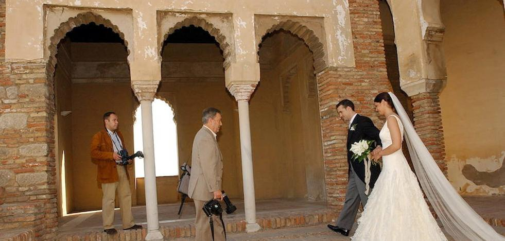 Las sesiones de fotos en la Alcazaba y Gibralfaro, a 100 euros