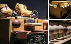 Se llama Carmen y es de madera: así es la máquina de hacer flamenco