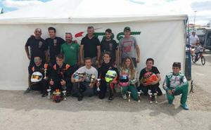 Buen papel del Tito Racing Team en la segunda prueba del Andaluz en Campillos