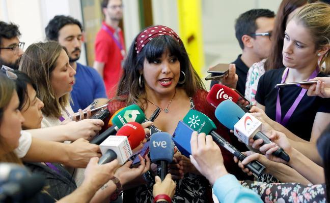 Echenique y Rodríguez abren un diálogo sin concretar un acuerdo