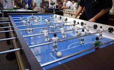 Así fue el Campeonato Nacional de Futbolín en Málaga
