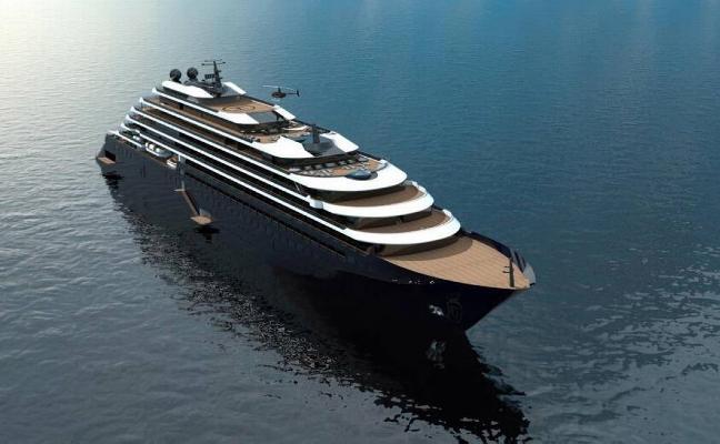Ritz-Carlton incluye el puerto de Málaga en su desembarco en el sector de cruceros