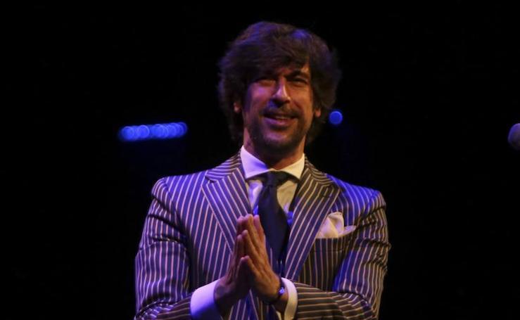 Manuel Lombo, en concierto en Málaga