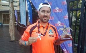 El deportista rondeño Abel Aguilera cruzará el Lago Ness a beneficio de Fundación Andrés Olivares
