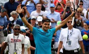 Roger Federer gana en Stuttgart y se lleva su 98º título ATP