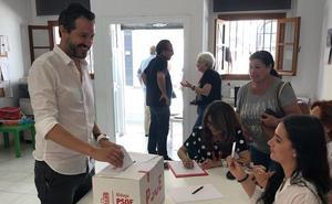 Javier García León, candidato del PSOE a la Alcaldía de Fuengirola