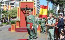 Jura de bandera civil en Marbella