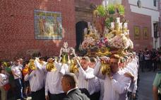 Málaga se olvida de sus Patronos