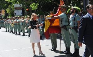 Marbella se vuelca con la bandera