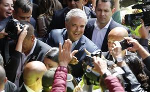 Un presidente para unir a Colombia
