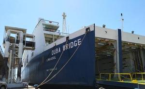Arranca una nueva línea marítima que unirá Málaga con Melilla, Ceuta y Tánger