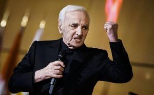 Charles Aznavour cancela todos sus conciertos para los próximos meses, por lo que no estará en Starlite 2018 en Marbella