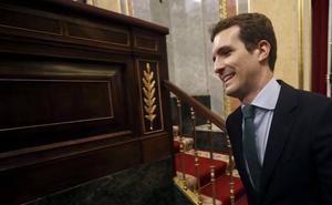 Casado, el joven de Aznar y Rajoy que nunca ha escondido su ambición