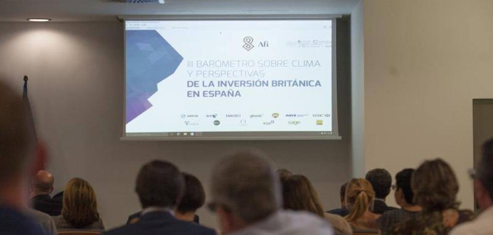 Construcción, inmuebles e innovación centran la inversión británica en Andalucía