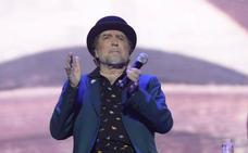 Joaquín Sabina cancela los cuatro conciertos restantes de su gira 'Lo niego todo'