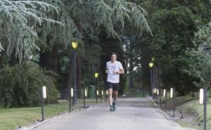 Pedro Sánchez y sus ejercicios matutinos en La Moncloa