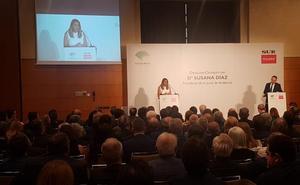 Díaz evita pronunciarse sobre la exhumación de Franco del Valle de los Caídos
