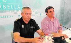 La Policía Local de Marbella hará dos controles diarios contra el intrusismo en el taxi