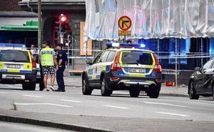 Cuatro heridos por un tiroteo en el centro de la ciudad sueca de Malmo