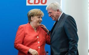 Merkel sólo gana tiempo