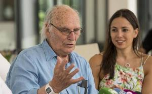 Saura afirma que si no es con Antonio Banderas, rodará su Picasso «con otro»