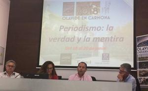 Manuel Castillo defiende «el rigor y la veracidad» de la prensa regional como garantía en el ruido de lo digital