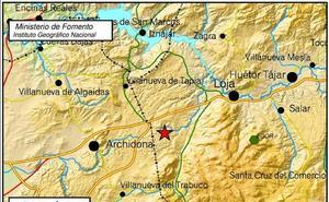 Un nuevo terremoto de 3,3 grados en Loja se deja sentir en Málaga